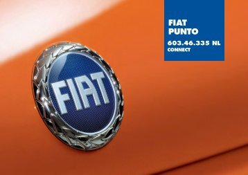 603.46.335NL Punto CL Connect - Fiat-Service