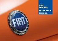 603.46.070NL Ducato 244 Connect - Fiat-Service