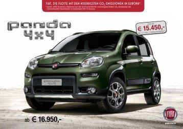Panda 4x4 - fiatautomobil.at