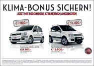KLIMA-BONUS SICHERN! - fiatautomobil.at