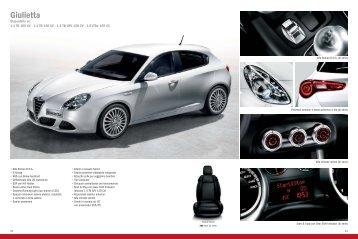 Giulietta - Alfa Romeo