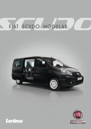 Scudo Modular - Fiat Professional