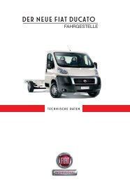 Technische Daten (PDF) - Fiat Professional