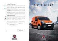 Fiat Fiorino - Fiat Professional