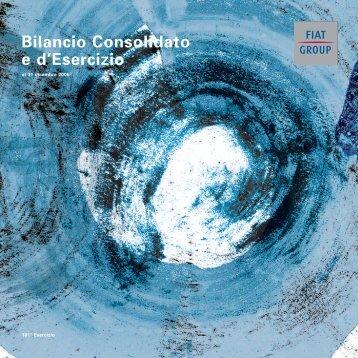 Bilancio Consolidato - Fiat SpA