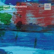 2 | Rapporto di sostenibilita? ING:Layout 1 - Fiat SpA