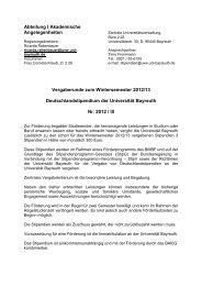zweite Ausschreibung Vergaberunde WS 2012-13 - FIBA ...