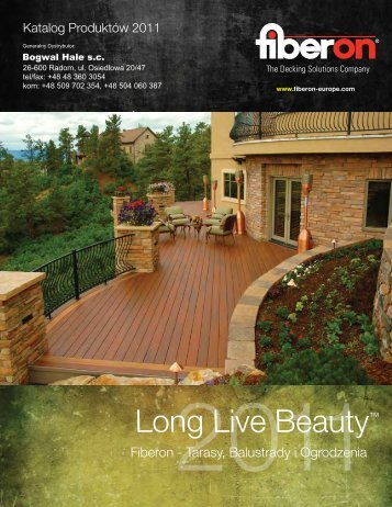 Long Live Beauty™ - Fiberon Europe