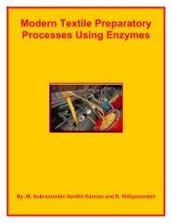 Modern Textile Preparatory Processes Using Enzymes - Fibre2fashion