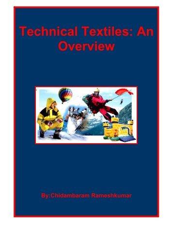 Technical Textiles: An Overview - Fibre2fashion