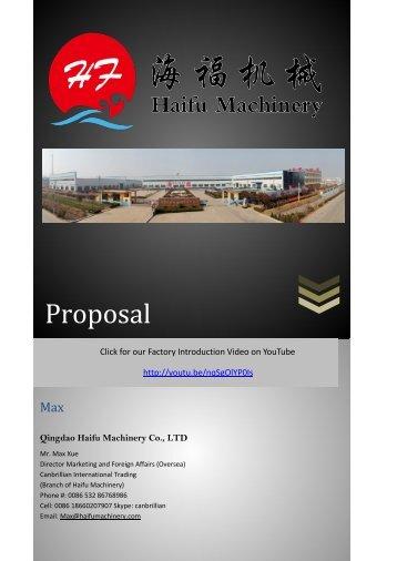 you need to know about Haifu Machinery China - Fibre2fashion