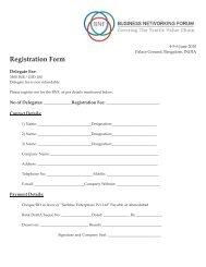 Registration Form - Fibre2fashion