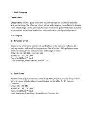 1. Main Category Crepe Fabric Crepe Fabrics with ... - Fibre2fashion