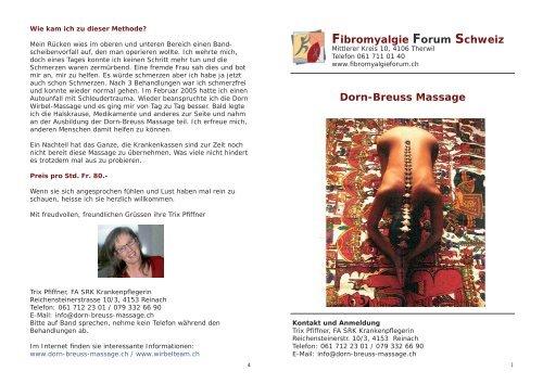 fibromyalgie forum deutschland