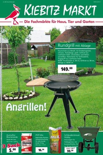Rasen- und Bodenbearbeitung - Kiebitzmarkt