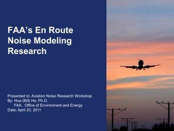 FAA's En Route - FICAN