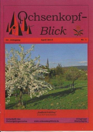 Download / komplett in Farbe! (5,3 MB) - Fichtelgebirgsverein eV ...