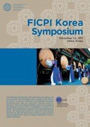 symposium brochure - FICPI
