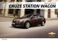 CRUZE STATION WAGON - Autohaus Siebrecht