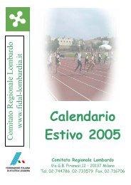 Fidal Lombardia Calendario.Crystal Reports Fidal Lombardia
