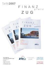 Preisliste - Fidfinvest Treuhand, Zug