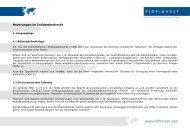 Neuerungen im Insiderstrafrecht - Fidfinvest Treuhand, Zug