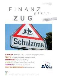Ausgabe 4 / August 2006 - Fidfinvest Treuhand, Zug