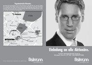 Einl. HV 2006_A5_12Seiter_RZ - Fielmann