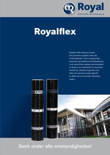 Download de productbrochure Royalflex - Fielmich