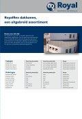 Download de productbrochure Royalflex - Fielmich - Page 4