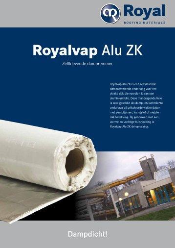 Download de productbrochure Royalvap Alu ZK - Fielmich