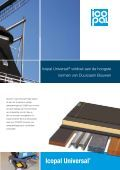Icopal Universal® - Page 4