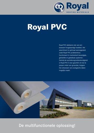 Download productbrochure Royal PVC - Fielmich