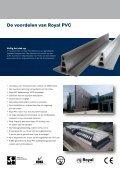 Download productbrochure Royal PVC - Fielmich - Page 2
