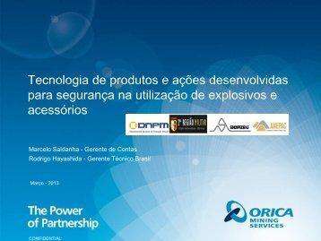 Tecnologia de produtos e ações desenvolvidas para ... - Fiesp