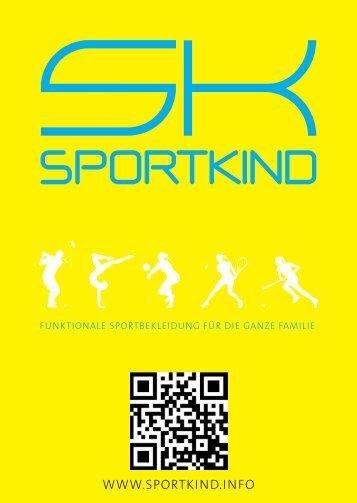 SK Sportkind Katalog 2013 - www.sportkind.info