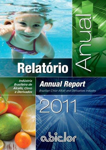 Relatório 2011 - Fiesp