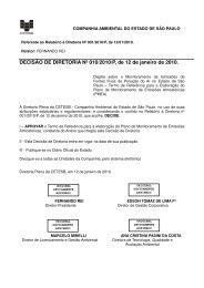 DECISÃO DE DIRETORIA Nº 010/2010/P, de 12 de janeiro ... - Fiesp
