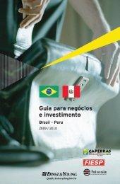 Guia para negócios e investimento Brasil - Peru - Fiesp