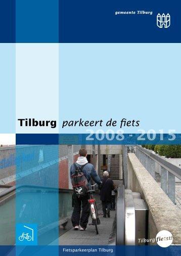 Tilburg parkeert de fiets - Fietsberaad