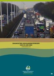 diagnostiek woon-werkverkeer van 30 juni 2005 - Fietsberaad