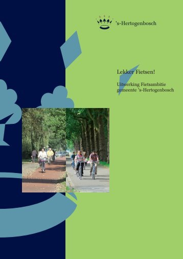Rapport Lekker Fietsen.pdf - Fietsberaad