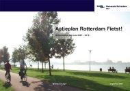 Actieplan Rotterdam fietst! - Fietsberaad