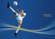 Erythropoietin – Blood Doping - FIFA.com