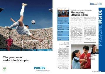 MAGAZINE INSIDE - FIFA.com