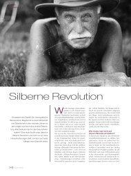 Silberne Revolution - Barbara Hartmann