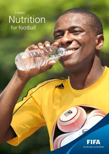 Nutrition for football - FIFA.com