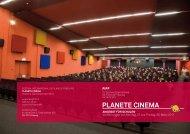 planete cinema de_web.pdf - Festival International de Film de Fribourg