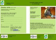 FAGOPPLÆRING OG IKT – nye utfordringer - FIFF