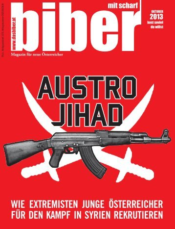 Magazin: das biber - November 2013